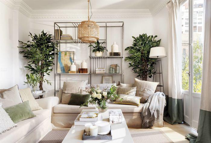 Светло и уютно: квартира, от которой трудно отвести взгляд зонирование,интерьер и дизайн,квартира,светлые тона