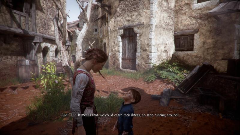 A Plague Tale: Innocence — пора взрослеть. Рецензия action,adventures,a plague tale: innocence,pc,ps,xbox,Игры,Приключения