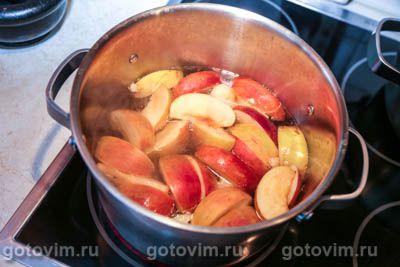 Яблочный квас кулинария,напитки,яблочный квас