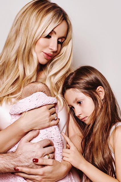 Светлана Лобода отмечает год со дня рождения младшей дочери Звездные дети
