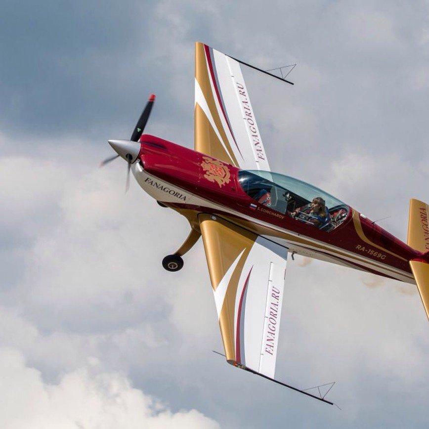 Лучший пилот столетия Светлана Капанина: «Мужчины ревнуют и завидуют, когда я их обыгрываю» Авиация