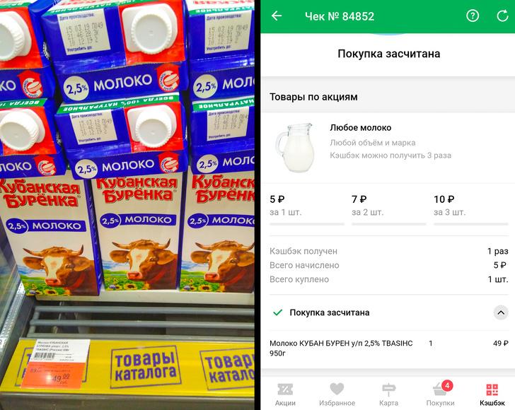 Как я решила проверить, можно ли сэкономить на акциях в супермаркетах, а в итоге осуществила мечту