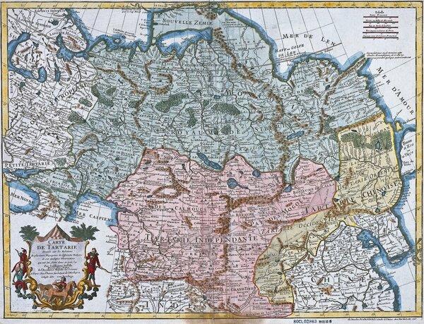 Нашествие Батыя на Русь придумали немцы в XVIII веке? история,интересное,былые времена,РусскийРубеж