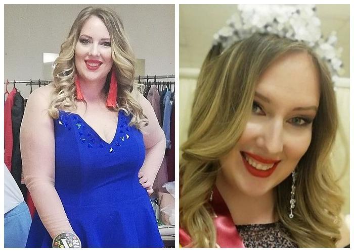 102-килограммовая девушка из Ростова стала королевой красоты