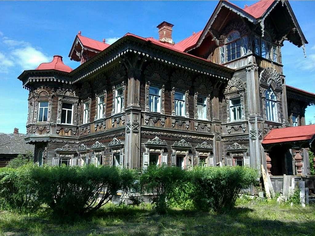 Русская деревянная архитектура. дерево,разное,строительство и ремонт