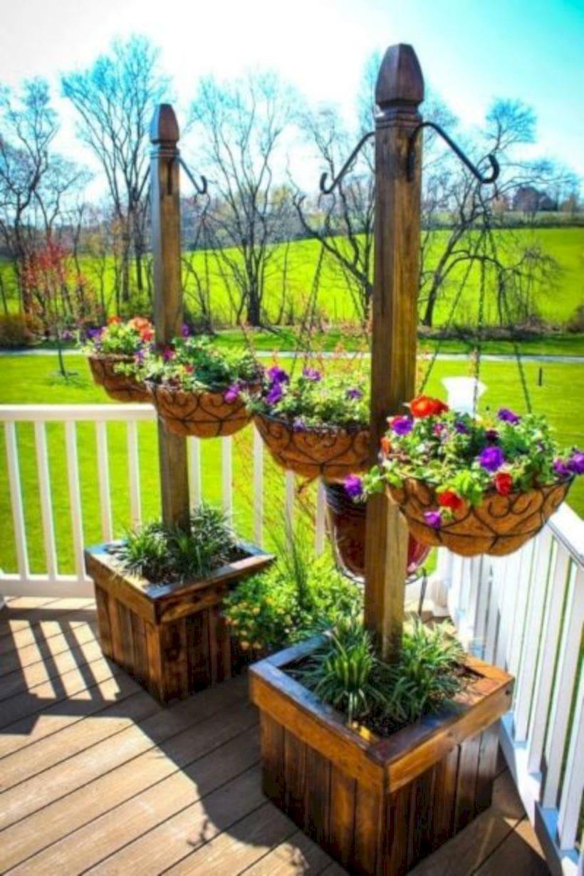 Интересные варианты организации мини-клумб цветы