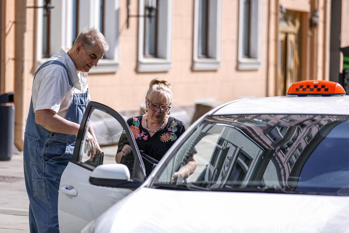 Хроники пикирующего таксиста: классификация пассажиров