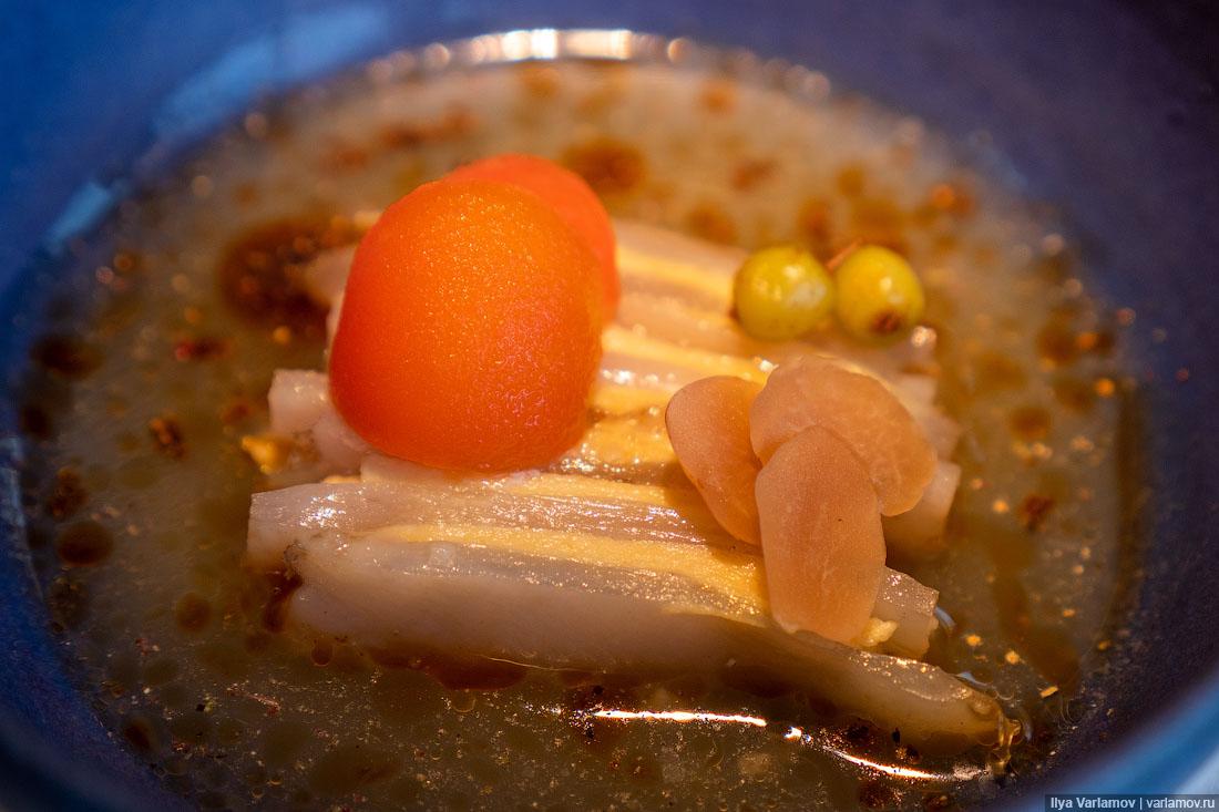 Лучший ресторан мира: рыбий пузырь, муравьи и кожа в шоколаде мир,страны,туризм