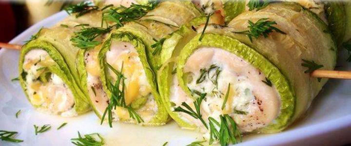 Кабачки на сковороде – 5 ароматных рецептов закуски,кулинария,овощные блюда,рецепты