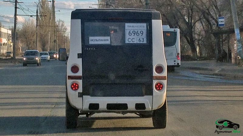 Новая, на 99% российская, автомарка — в продаже уже в следующем году! zetta,авто,автомобиль,автоновости,Россия