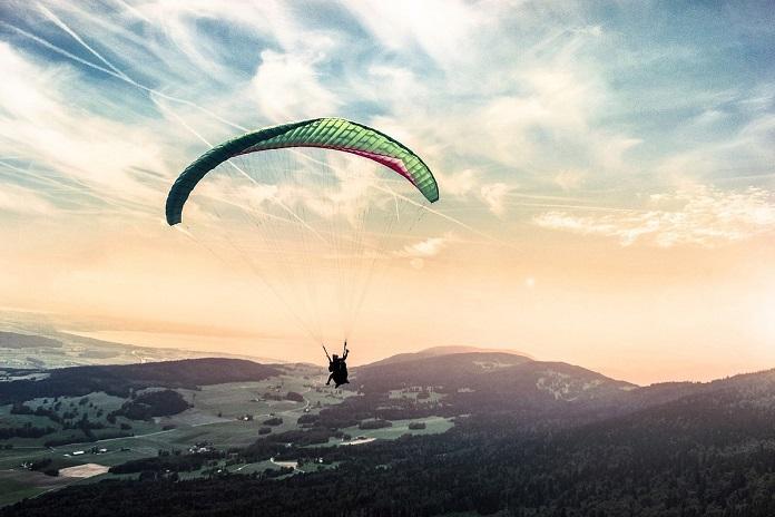 Что нужно знать тому, кто решился на прыжок с парашютом отдых