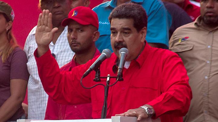Не по Хуану сомбреро: Мадуро поставил Гуайдо в неудобное положение геополитика