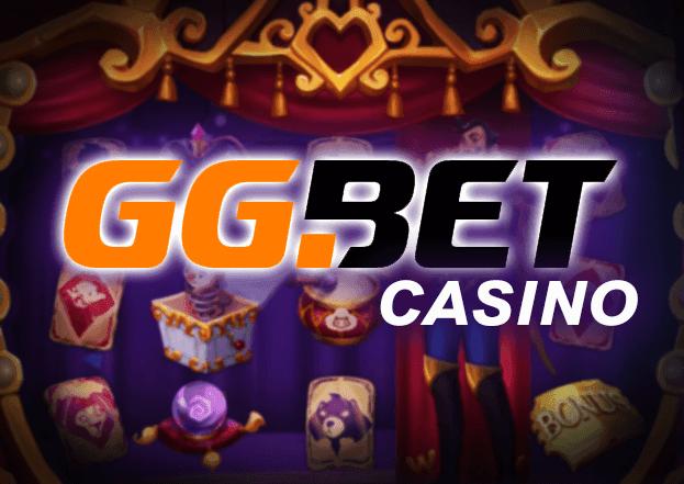 GGBet игровые автоматы
